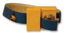1400 WRIST B& 10MM MADLE STUD YELLOW/BLUE