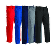1400-C146 CARGO PANT RED