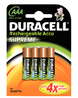 Duracell Rechargeable Accu Battery