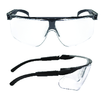 13229-00000P MAXIM SAFETY SPECTACLES CLEAR LENS BLUE FME
